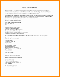 Who To Address Cover Letter To If Unknown Inspirational Cover Letter