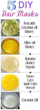 5 diy hair masks you can make at home k ponder a diy coconut oil