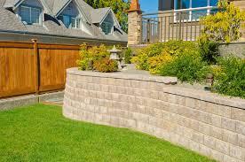 block brick retaining walls