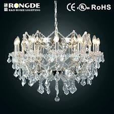 chandelier covers sleeve plastic parts candle replacement