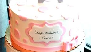 Simple Baby Shower Cakes For Girl Ahsapinfo
