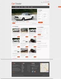 Auto Dealer Car Htmlmplate Dealers Websitemplates Wordpress