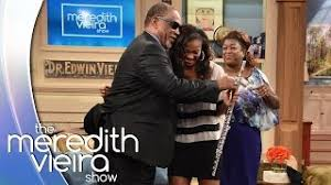 Making This Flute Player's Wish Come True - Meredith's Wish Booth | The  Meredith Vieira Show - YouTube