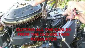 replacing the 100 voltage regulator on outboard motors a 4 replacing the 100 voltage regulator on outboard motors a 4 radio shack full wave rectifier