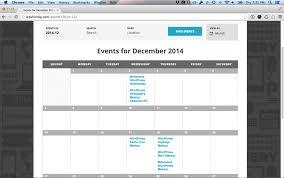 event calendar events calendar pro by modern tribe