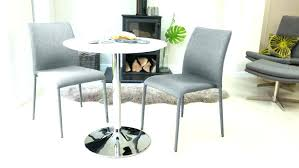 small round dining table and 2 chairs small dining table set for 2 round dining table