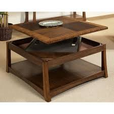 hammary lift top coffee table