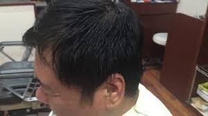 大東市床屋 薄毛の方にオススメなヘアスタイル Hair Salon Kurisu Youtube