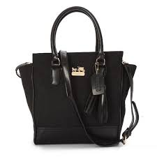 Coach Legacy Tanner In Signature Small Black Crossbody Bags AAD