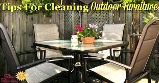 cleaning patio cushions how to