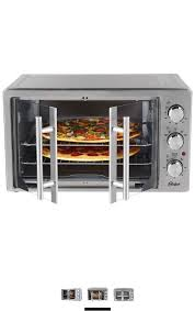 details about oster tssttvfdxl manual french door oven stainless steel with warranty