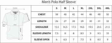 Justice Store Size Chart Justice Wings Polo T Shirt