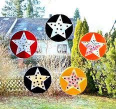 Fenstersterne Aus Klebefolie Weihnachten Basteln Meine