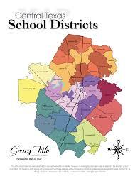 central texas school district map  cedar park texas living