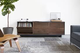 record storage furniture. modren storage aero lpc300 lp storage cabinet throughout record furniture
