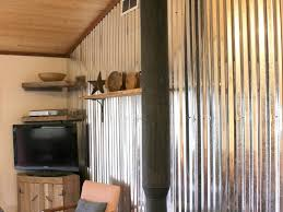 corrugated metal panels for interior walls kit