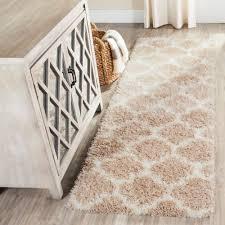 montreal beige ivory 2 ft x 7 ft runner rug