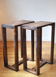 beautiful small dark wood side table 25 best wood side tables beautiful small dark wood side