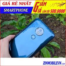 Điện thoại Motorola G7 Power 6,2 inch - Pin 5000mAh dùng 2-3 ngày. Cấu hình  mạnh mẽ, giá rẻ tại Hà Nội.