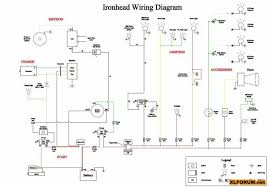 harley sportster wiring diagrams wiring diagrams and schematics 1974 harley sportster xlh generator light always on ride moped extraordinary leader sportster wiring diagram