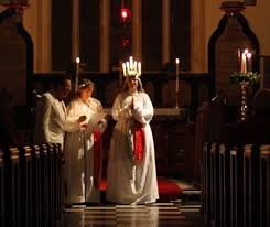 Juliet Little Light Celebrating Sankta Lucia The Swedish Festival Of Light