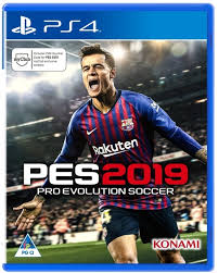 Pro Evolution Soccer 2019 (PS4) - Video Games Online | Raru