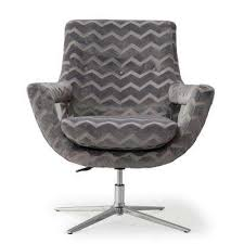 glam office chair. Unique Office Fifi Grey Swivel Chair On Glam Office