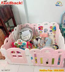 Địa chỉ mua quây cũi nhựa cho bé rẻ nhất tại Hà Nội
