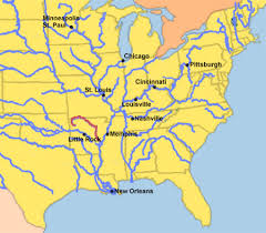 white river steamboats org White River Arkansas Map White River Arkansas Map #20 white river arkansas map app