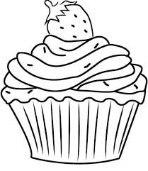 Small Picture Trend Cupcake Coloring Pages 29 About Remodel Download Coloring