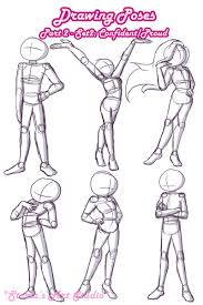 Confident Proud Poses Heres A Reference Page To Draw Confident