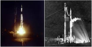 Image result for United States Launches Explorer I (1958)