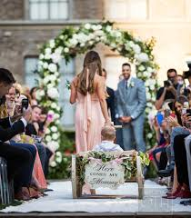Kids And Weddings Cute Ceremony Ideas For Children Inside Weddings Wedding Ceremony Ideas Christian