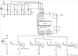 toy robot wiring diagram auto electrical wiring diagram diy arduino robotic arm project circuit diagram code