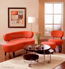 Orange Chairs Living Room Orange Accent Chairs Living Room Best Living Room Furniture Sets