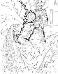 Holiday Coloring Pages » Cthulhu Coloring Pages - Free Printable ...