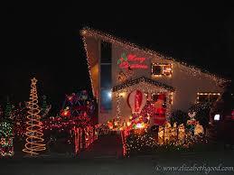Christmas Lights Santa Cruz Christmas Lights Santa Cruz California Elizabeth Good