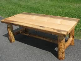 Bear Coffee Table Knotty Pine Log Coffee Table Log Furniture Pinterest Log