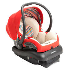 car seats maxi baby car seat infant bohemian red 0 image cosi cabriofix easyfix isofix