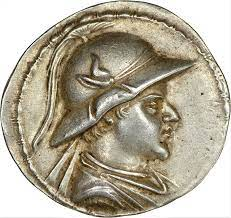 AF c. 170-145 BC Ancient Kingdom of Bactria Eucratides I Antique Silver  Coin Rare Coins AR Tetradrachm Extremely Fine NGC at Amazon's Collectible  Coins Store