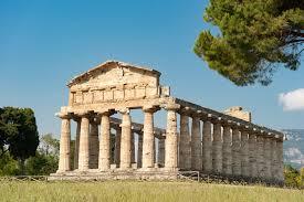 famous ancient architecture. Paestum Famous Ancient Architecture