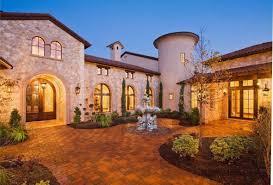 texas tuscan house plans luxury entry courtyard of tuscan style home austin texas