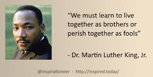 Dr Martin Luther King Jr Quotes Interesting Dr Martin Luther King Jr Quote HigherSelfToday