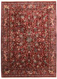 10 x 13 vintage persian style rug 12297