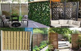 the best garden screening ideas for