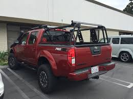 Truck Bed Rack: Active Cargo System for Trucks With 6-Foot Bed