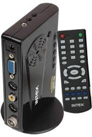 tv tuner. intex lcd sky-pro it-195 fm tv tuner card tv l