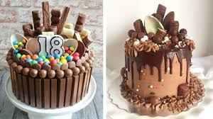 How To Make Giant Chocolate Birthday Cake Recipe Amazing Chocolate