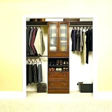 charming wood closet system attractive wooden closet organizer wood organizers kits intended for inspirations real kit
