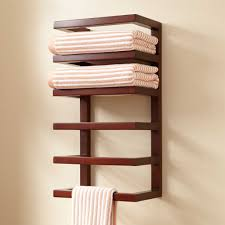modern towel rack.  Rack Best Bathroom Picture Modern Towel Rack Best  Bars And Rack S